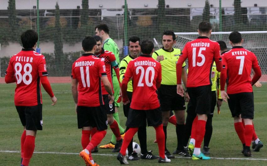 Qəbələ klubu mövsümün ikinci yarısına 25 futbolçu sifariş edib