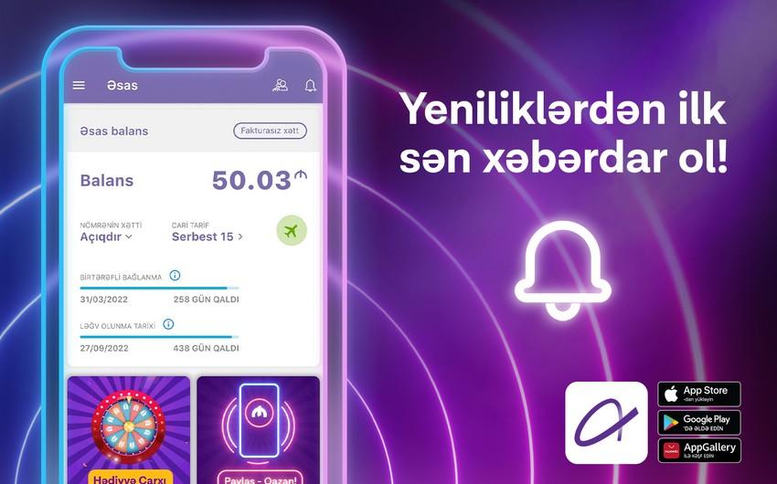 """""""Kabinetim"""" ilə yeniliklərdən ilk sən xəbərdar ol!"""