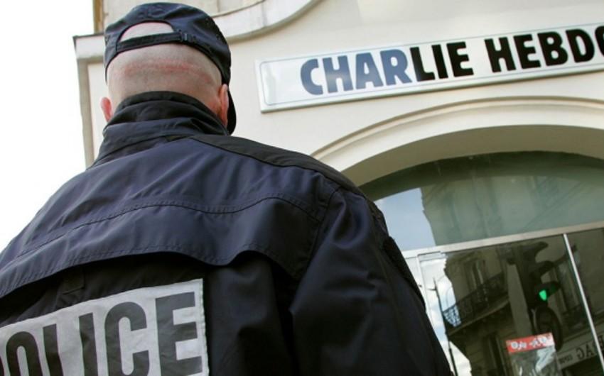Charlie Hebdo jurnalına basqında şübhəli bilinən 7 nəfər saxlanılıb