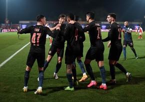 Манчестер Сити одержал волевую победу в Кубке Англии