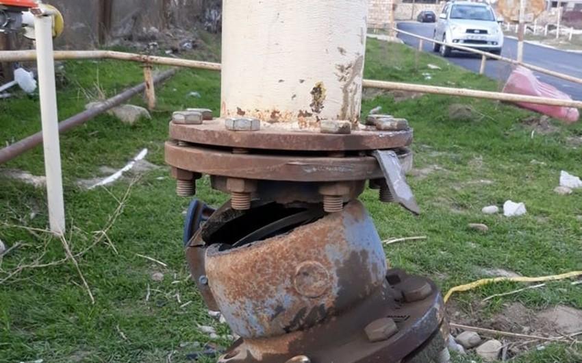 Три предприятия и 350 абонентов в Сумгайыте остались без газа