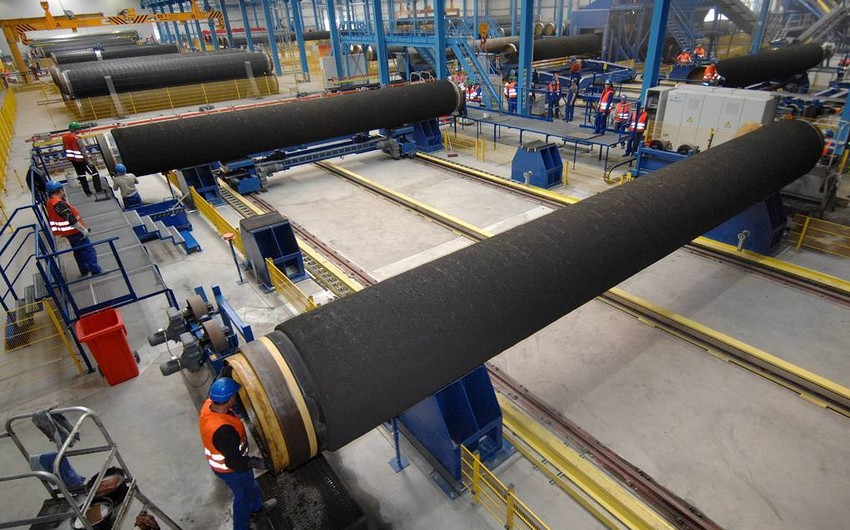 """""""Baltic Pipe"""" qaz kəmərinin inşasına başlanılır"""