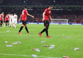 ЧМ-2022: Матч Албания-Польша прерван из-за беспорядков фанатов