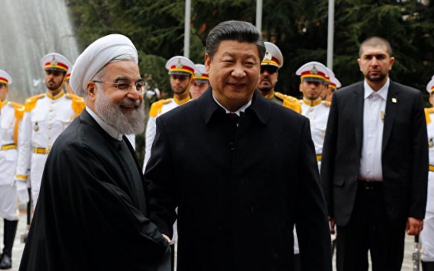 Çin və İran ədalətsiz sanksiyalara qarşı birgə bəyanat yayıb
