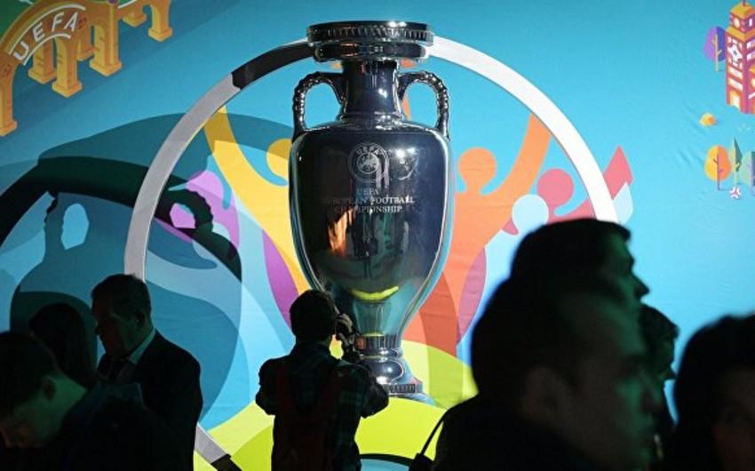 В Санкт-Петербурге прошла презентация логотипа ЕВРО-2020