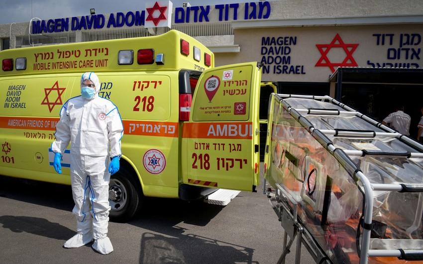 İsraildə koronavirusa yoluxanların sayı 7 mini ötdü