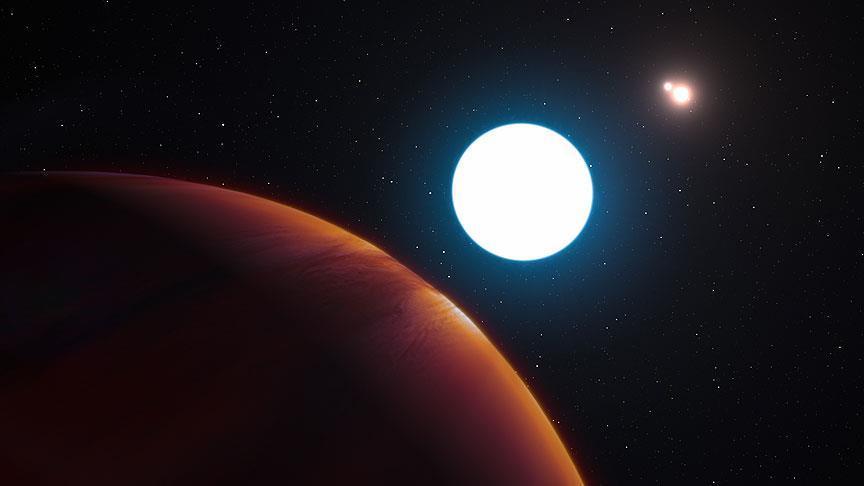 NASA üç ulduzlu yeni planet kəşf edib