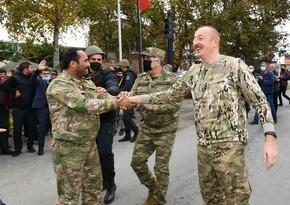 """İlham Əliyev Azərbaycan xalqının bütün istək və arzularını həyata keçirən liderdir"""""""