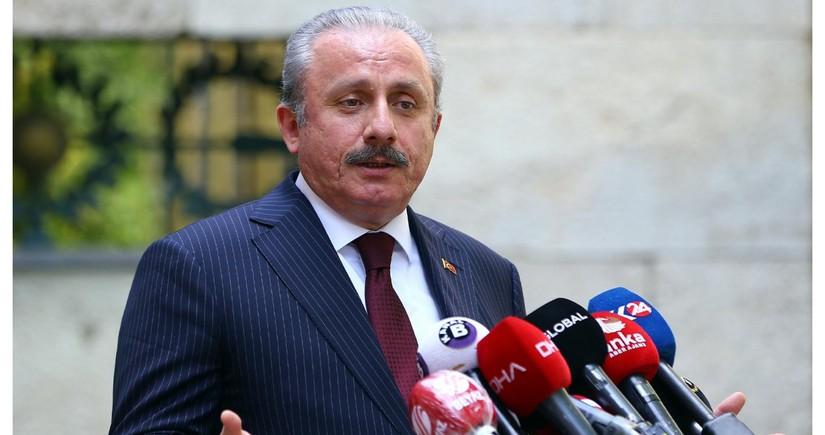 Mustafa Şentop: Zəfərəqədər Azərbaycanın yanında olacağıq