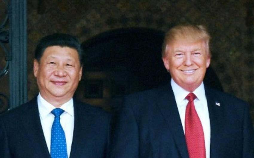 ABŞ və Çinin dövlət başçıları G20 sammiti çərçivəsində görüşə bilər