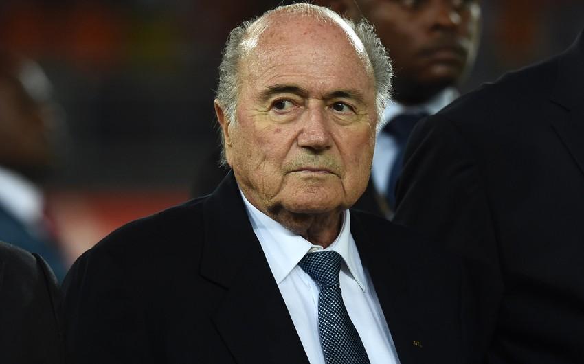 Blatter dünya çempionatının iki ildən bir keçirilməsinə qarşı çıxıb