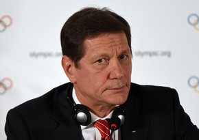 Alexander Zhukov: Russia may also hold European games in future
