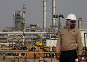 Saudi Aramco's net profit almost halved in 2020