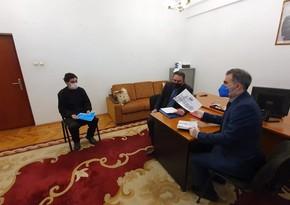 Представители омбудсмена посетили армянских пленных и заложников