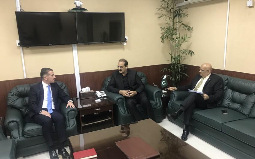 Pakistanlı nazir: Azərbaycanla səhiyyə sahəsində əməkdaşlığa hazırıq