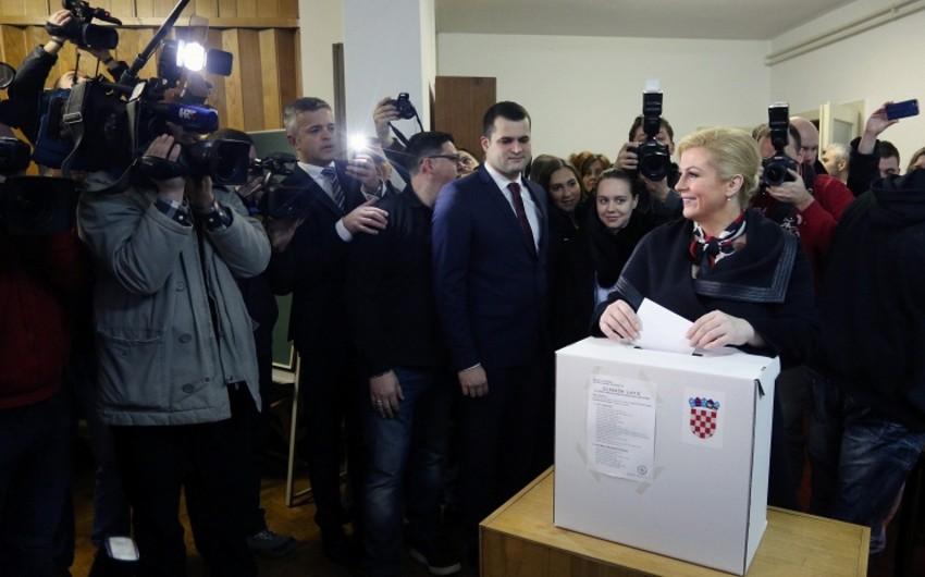 Xorvatiyada seçkilərdə müxalifət lideri qalib gəlir