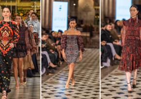 Azerbaijani designer presents his collection in Paris