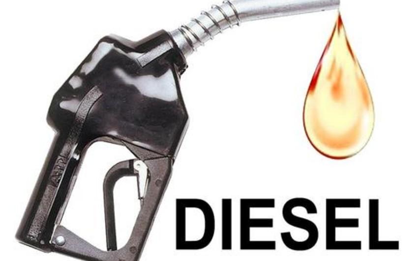 В Турции повышается цена на дизельное топливо