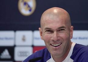 Zinəddin Zidan oğlunu Real Madriddən göndərir