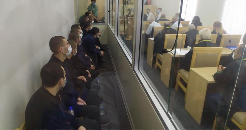 Дело 13 армянских террористов передано в суд на рассмотрение - ОБНОВЛЕНО
