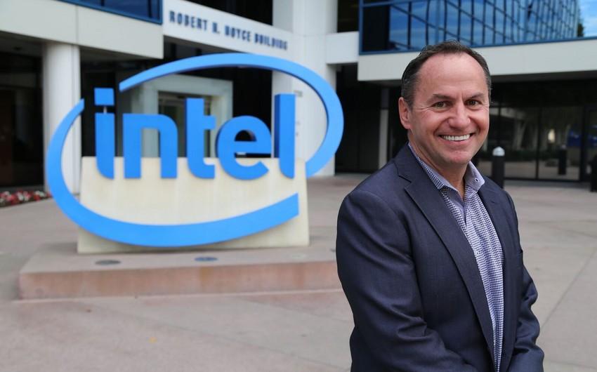 """""""Intel""""də rəhbər dəyişikliyi olacaq"""