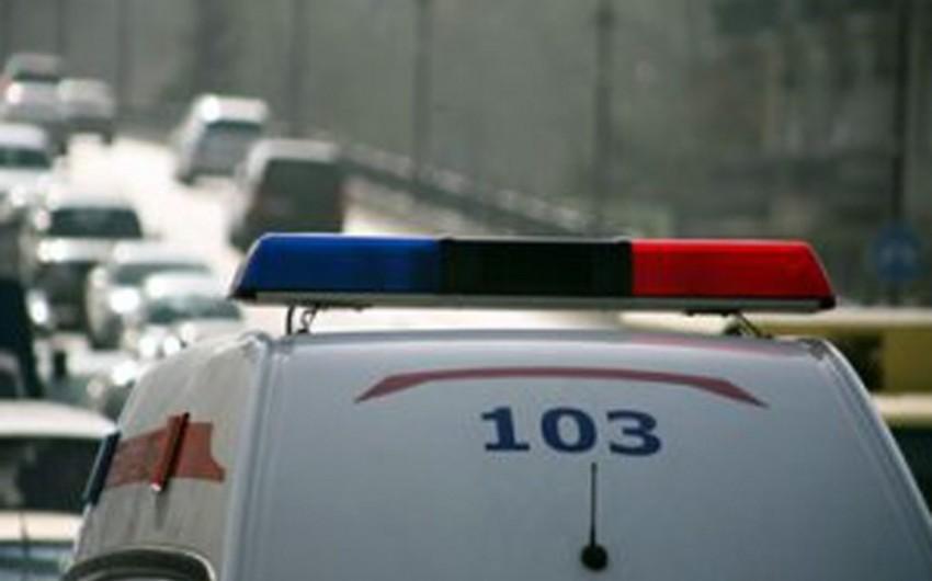 Şirvanda 16 yaşlı qızı elektrik cərəyanı vurub - VİDEO
