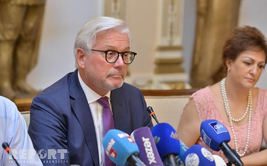 Otto Hauser: Armenia must return all occupied territories