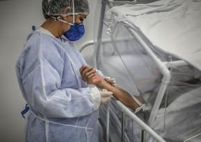 Braziliyada bir gündə COVID-19-a 39 min yoluxma aşkarlandı