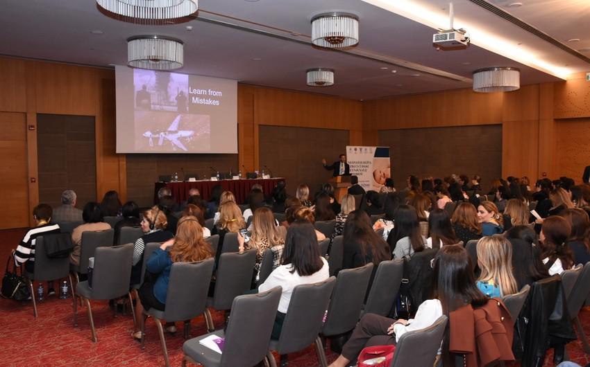 Neonatologiya üzrə 2-ci Bakı Beynəlxalq Konqresi başlayıb
