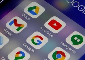 """""""Google""""un servisləri köhnə əməliyyat sistemli cihazlarda bağlanacaq"""