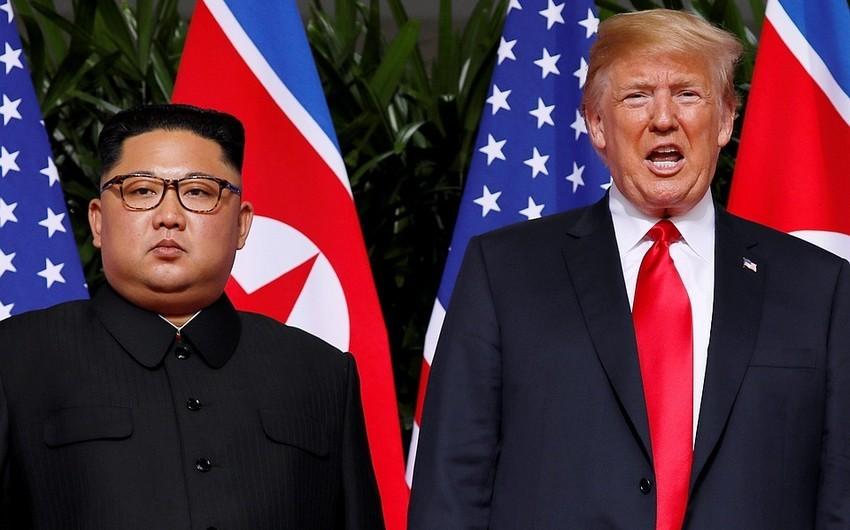 Donald Tramp ilə Kim Çen Inın sammitini 2600-ə yaxın jurnalist işıqlandıracaq