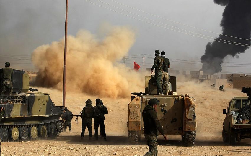 Иракские силовики при поддержке авиации ликвидировали девять террористов