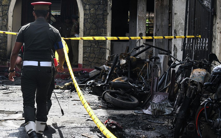 Death toll in Sri Lanka explosions reaches 359