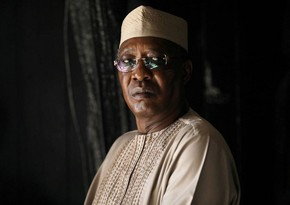 Chad's president Idriss Deby dies of injuries