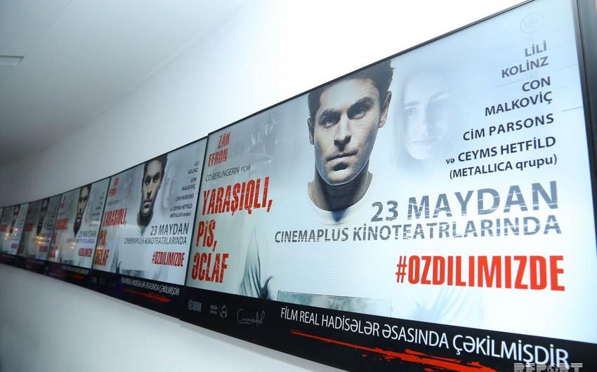 """""""CinemaPlus""""da """"Yaraşıqlı, pis, əclaf"""" filminin Azərbaycan dilində nümayişi keçirilib - VİDEO"""
