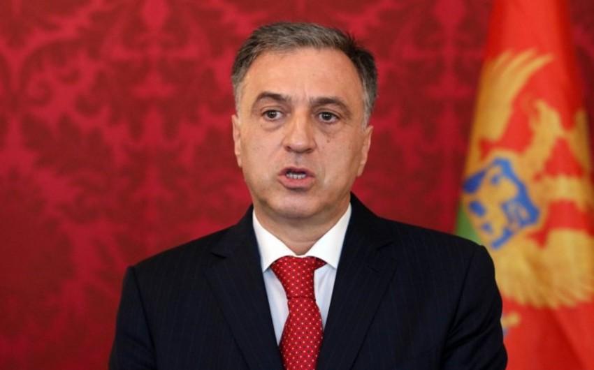 Monteneqro prezidenti Azərbaycana gələcək