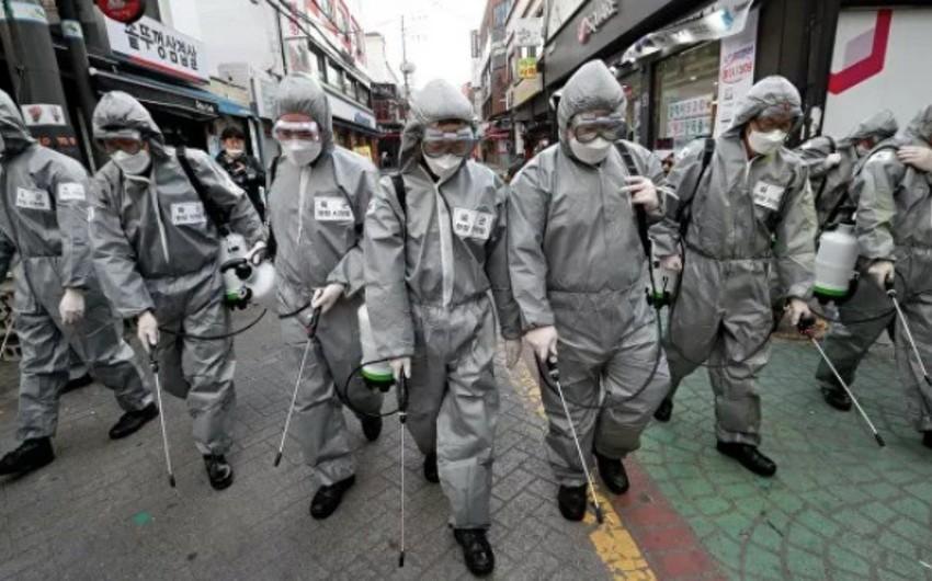 В Южной Корее число зараженных коронавирусом превысило 10 тысяч