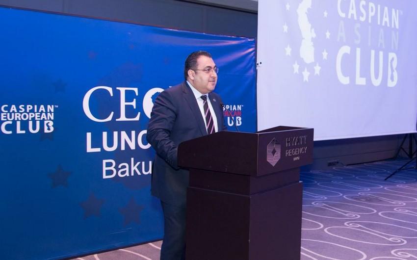 Sahil Babayev: Azərbaycanda biznes üçün hər cür şərait yaradılıb