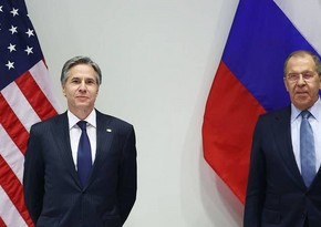 Blinken and Lavrov mull situation on Azerbaijani-Armenian border