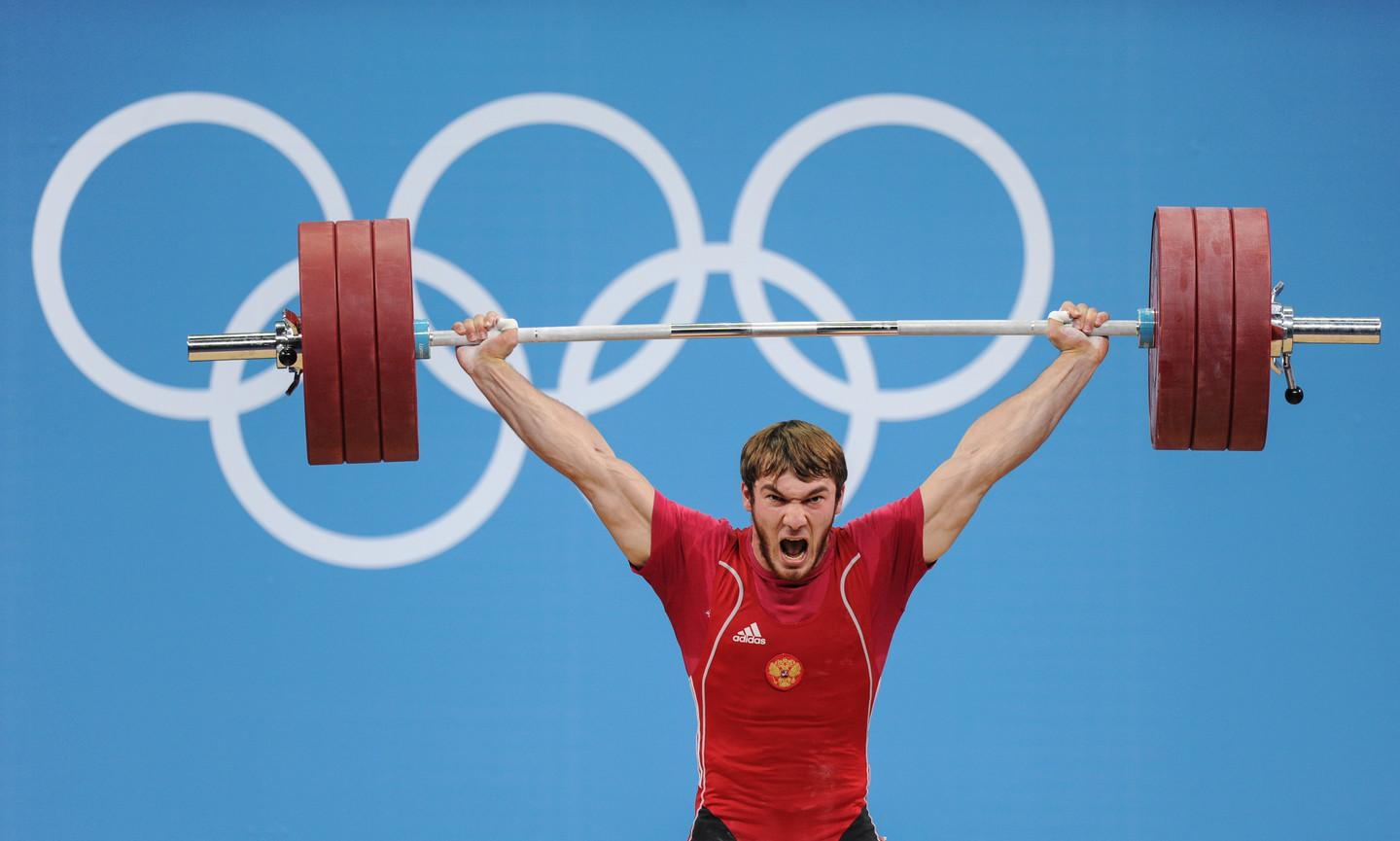 IWF disqualifies Russian team from Rio Olympics