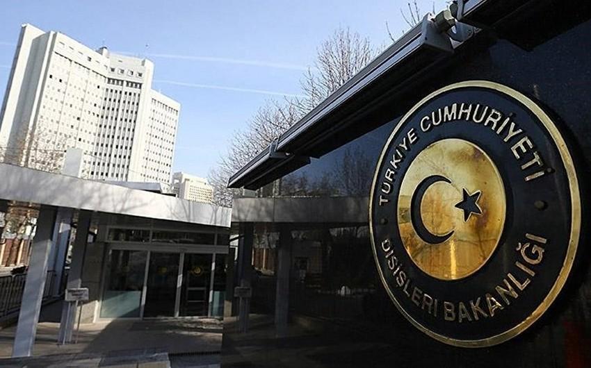 Türkiyənin 17 ölkədəki səfiri geri çağırılıb