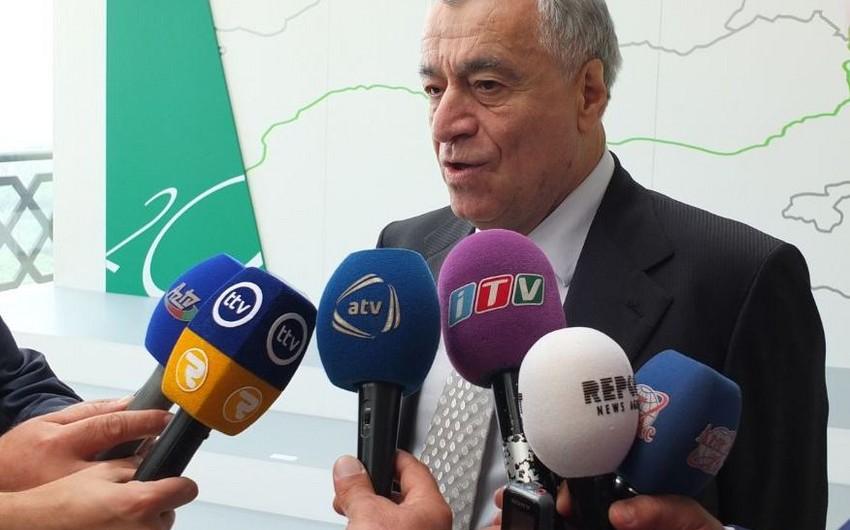 """Natiq Əliyev: """"Bakı-Supsa"""" böyük siyasi əhəmiyyətə malikdir"""