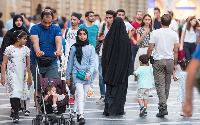 Number of Muslim tourists to Azerbaijan significantly rises