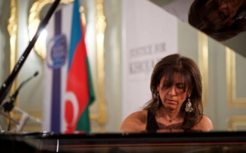 Azərbaycanlı pianoçu Parisdə konsert proqramı ilə çıxış edəcək