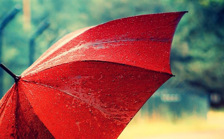 Qurban bayramı günü qısamüddətli yağış yağacaq