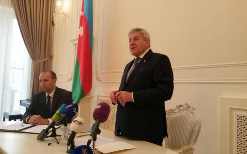 Azərbaycan-Belarus Hökumətlərarası Komissiyanın iclası gələn ilin birinci rübündə keçiriləcək