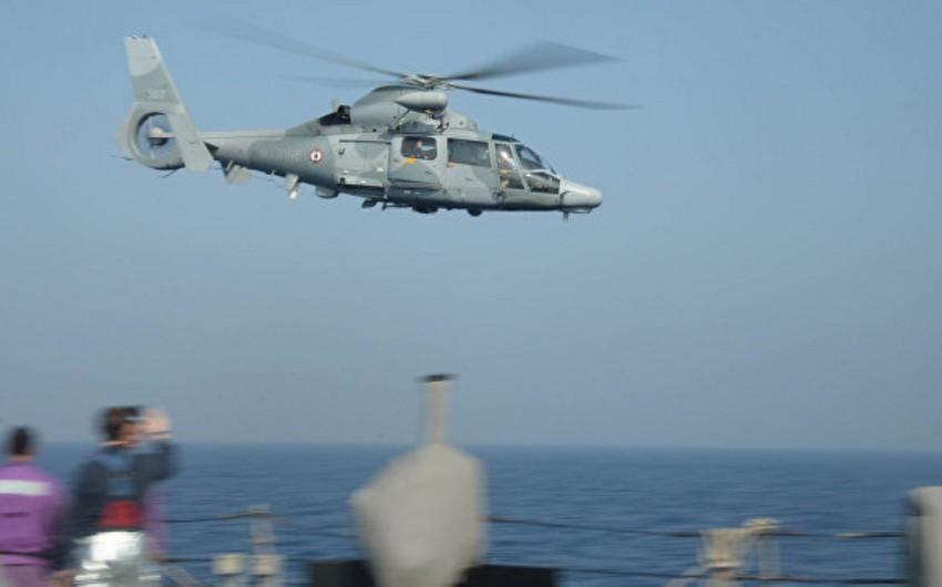Bolqarıstana məxsus helikopterin qəzaya uğraması nəticəsində bir nəfər ölüb