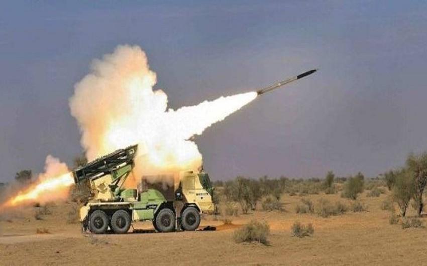 Rusiya Suriyada 316 adda silahı sınaqdan çıxarıb