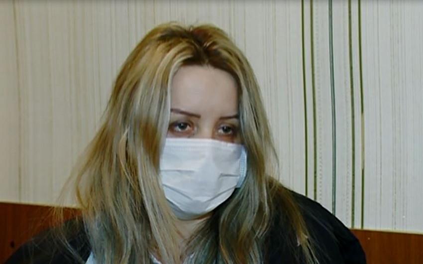 Koronavirusla bağlı yalan məlumat yayan qadın həbs olundu - VİDEO