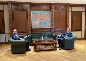Baku hosts meeting of Azerbaijani, Czech FMs